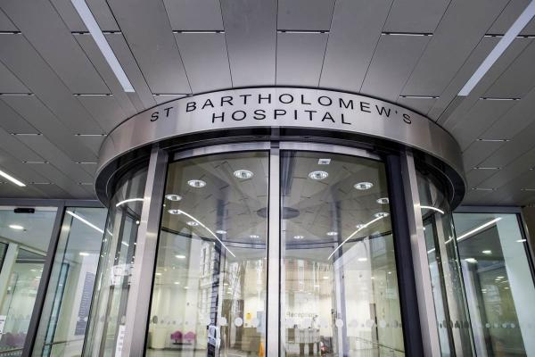 Gemini Partner with Barts Health NHS Trust