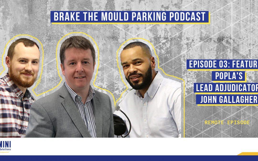 Brake The Mould Podcast: Episode 03 – John Gallagher