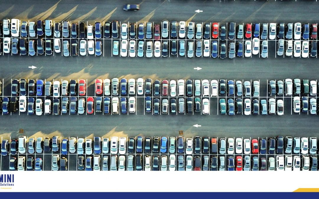 How to create a car park in the UK?