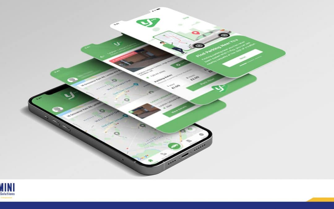 Y-Pay App is the best parking app to use in 2021
