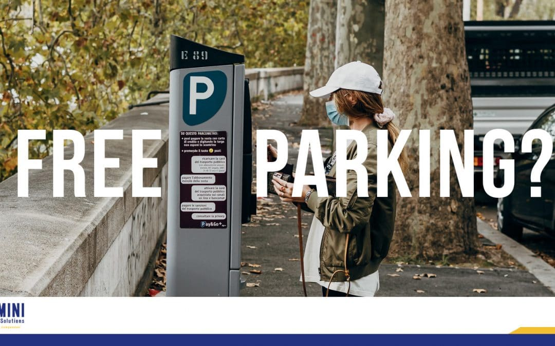 Should All Parking Be Free?