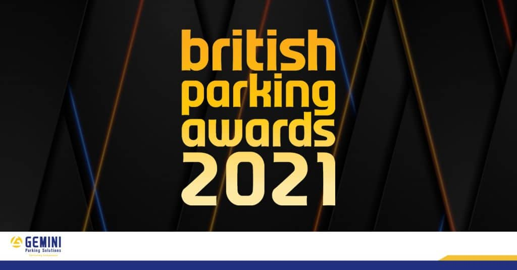 Gemini Parking Solutions Named as Finalists in 4 Awards