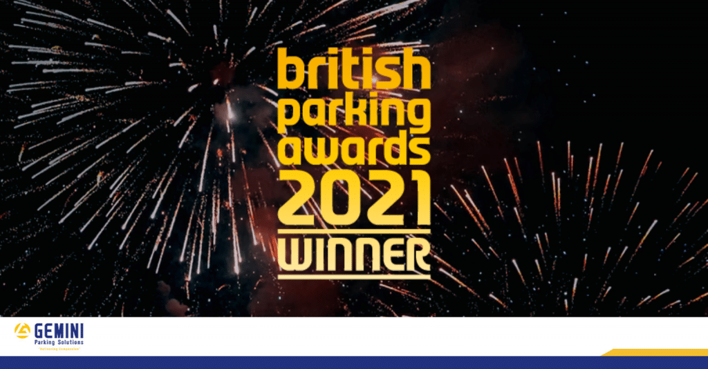 Gemini Parking Solutions named Parking Provider of the Year